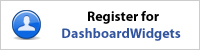 Register for DashboardWidgets